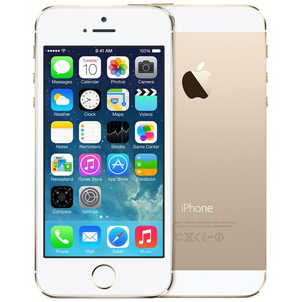 iPhone 5s 16Gb Gold A1530 (FF354RU/A)