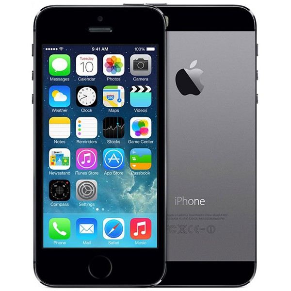 iPhone 5s 16Gb Space Gray A1457 (ME432RU/A)
