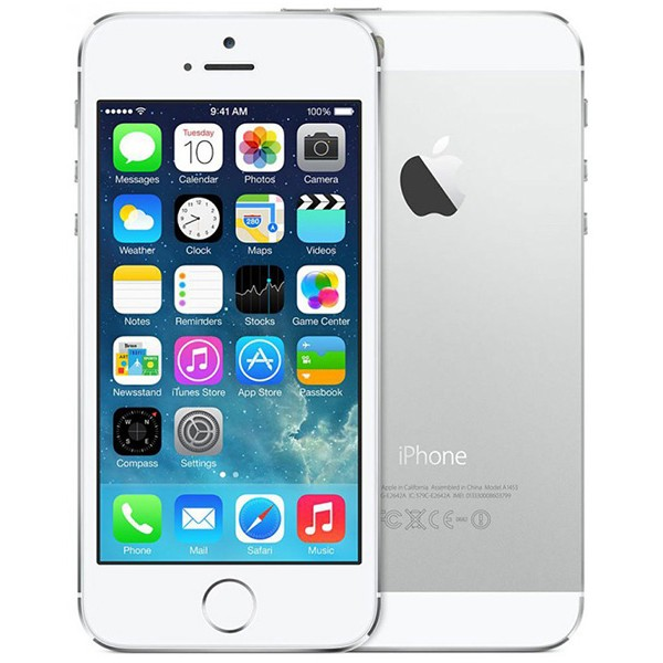 iPhone 5s 16Gb Silver A1457 (ME433RU/A)