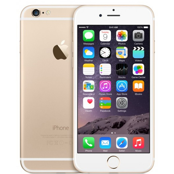 iPhone 6 16Gb Gold (MG492RU/A)