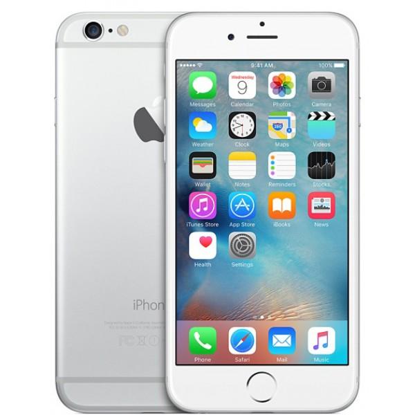 iPhone 6 16Gb Silver (MG482RU/A)